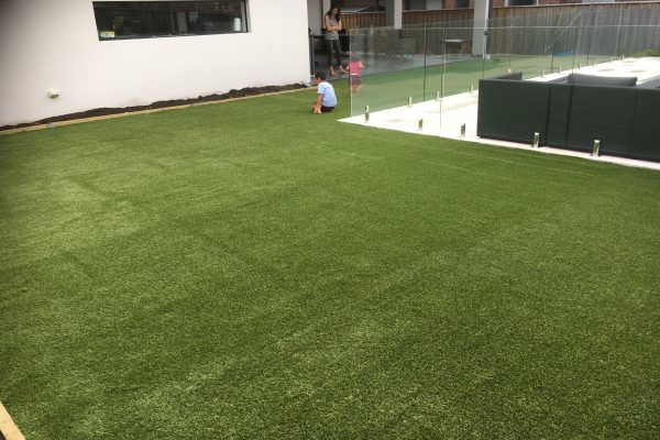 Synthetic Sports Group Backyard Residential Lawn Artificial Grass