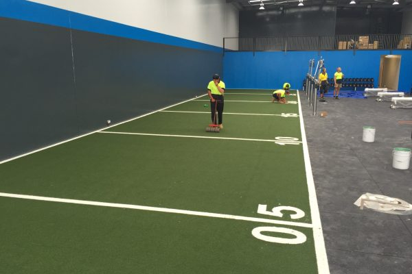 Synthetic Sports Group - Indoor Gym Synthetic Grass floor